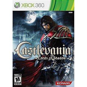 Castlevania Lords of Shadow - Xbox 360 ( USADO )