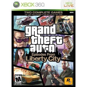 Gta Grand Theft Auto From Liberty City - Xbox 360 ( USADO )
