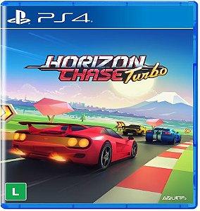 Horizon Chase Turbo - PS4 ( USADO )