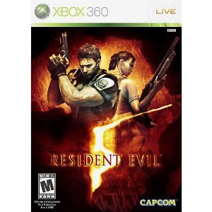 Resident Evil 5 - Xbox 360 ( USADO )