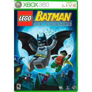 Lego Batman: The Videogame - Xbox 360 ( USADO )