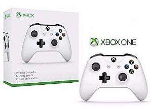 Controle - Xbox One Branco
