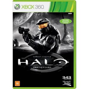 Halo - Combat Evolved Anniversary - Xbox 360 ( USADO )