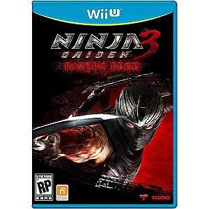 Ninja Gaiden 3 - Razors Edge - Wii U ( USADO )