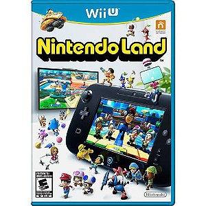 Nintendo Land - Wii U ( USADO )