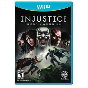 Injustice: Gods Among Us - Wii U ( USADO )