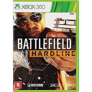 Battlefield Hardline  - XBOX 360 ( USADO )
