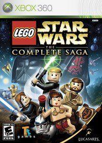 Lego Star Wars the Complete Saga - Xbox 360 ( USADO )