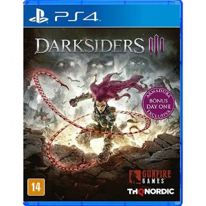 Darksiders 3 - PS4  ( USADO )