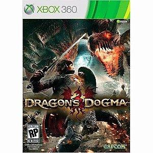 Dragon's Dogma - Xbox 360 ( USADO )