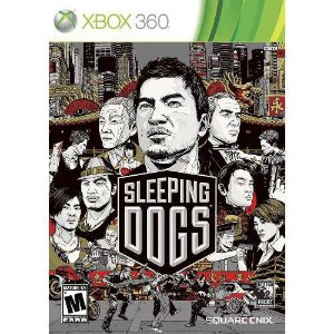 Sleeping Dogs - Xbox 360 ( USADO )