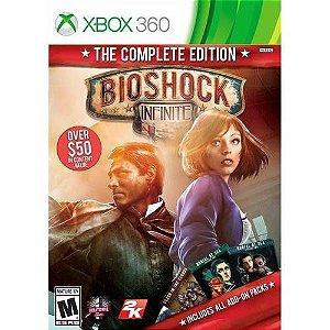 Bioshock Infinite: The Complete Edition - Xbox 360 ( USADO )