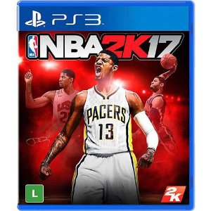 Nba 2k17 - PS3 ( USADO )