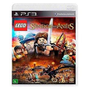 LEGO O Senhor dos Anéis - PS3 ( USADO )