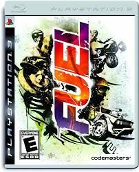 Fuel - Ps3 ( USADO )