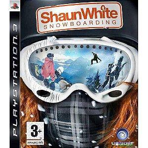 Shaun White Snowboarding - Ps3  ( USADO )
