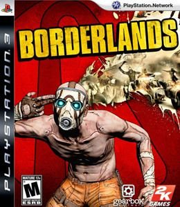 Borderlands - PS3 ( USADO )