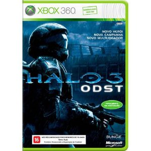 Halo 3 ODST - XBOX 360 ( USADO )