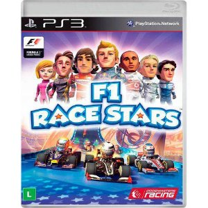 F1 Race Stars - Ps3 ( USADO )
