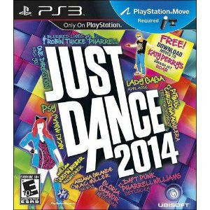 Just Dance 2014 Move - PS3 ( USADO )