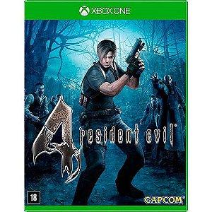 Resident Evil 4 Remastered - Xbox One ( USADO )