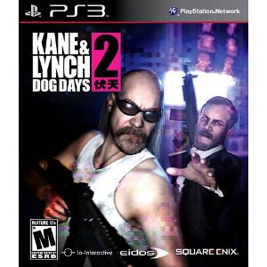 Kane & Lynch 2 - Dog Days - PS3 ( USADO )