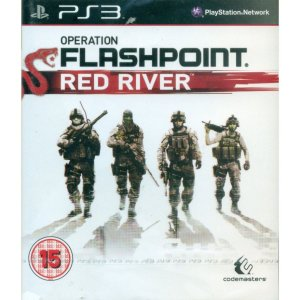 Operation Flashpoint: Red River - PS3 ( USADO )