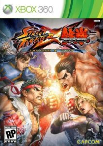 Street Fighter X Tekken - Xbox 360 ( USADO )