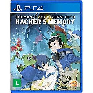 Digimon Story Cyber Sleuth Hacker's Memory - PS4 ( USADO )