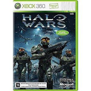 Halo Wars - XBOX 360 ( USADO )