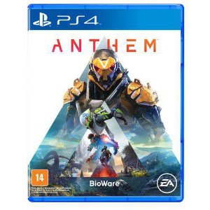 Anthem - PS4 ( Usado )