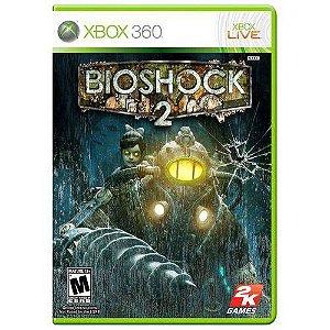 Bioshock 2 - Xbox 360 ( USADO )
