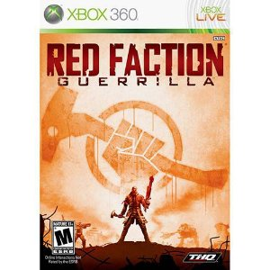 Red Faction Guerrilla - Xbox 360 ( USADO )
