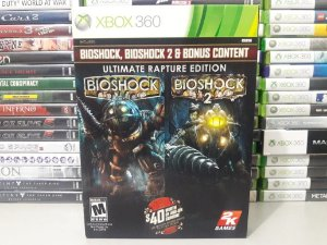 Bioshock Ultimate Rapture Edition - Xbox 360 ( USADO )