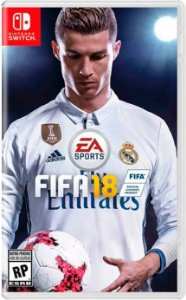 Fifa 18 - Nintendo Switch ( USADO )