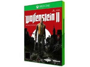 Wolfenstein II: The New Colossus - Xbox One ( USADO )