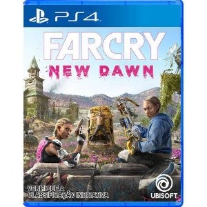 Farcry New Dawn - PS4 ( NOVO )