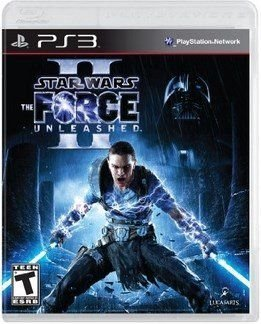 Star Wars - The Force Unleashed II - Ps3 ( USADO )