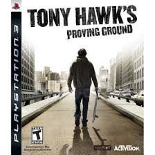 Tony Hawk's: Proving Ground - PS3 ( USADO )
