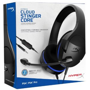Headset Gamer HyperX Cloud Stinger Core - PS4 / Xbox One