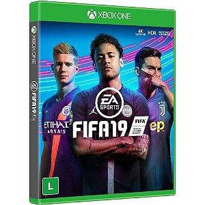 FIFA 19 - XBOX ONE ( NOVO )
