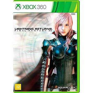 Final Fantasy XIII - Lightning Returns - XBOX 360