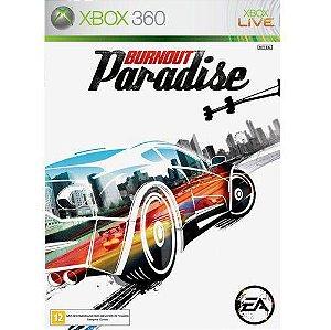 Burnout Paradise - Xbox 360 ( USADO )