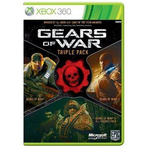 Gears Of War: Triple Pack - Xbox 360 ( USADO )