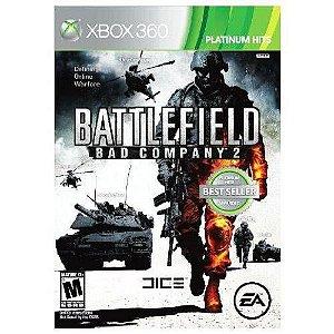 Battlefield Bad Company 2 - Xbox 360 ( USADO )