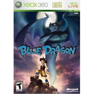 Blue Dragon - XBOX 360 ( USADO )