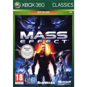 Mass Effect - Xbox 360 PAL ( USADO )