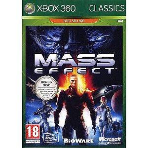 Mass Effect - Xbox 360 PAL ( USADO )