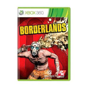 Borderlands - Xbox 360 ( USADO )