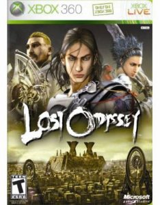 Lost Odyssey - Xbox 360 ( USADO )
